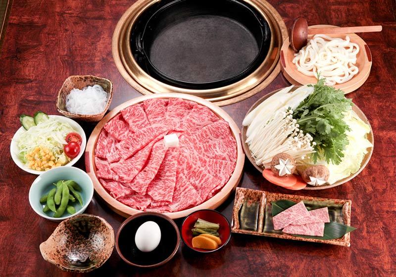 焼き肉・しゃぶしゃぶ・すき焼き宴会コース