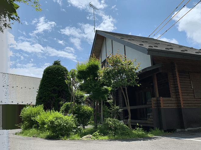 軽井沢のコテージろぐ亭