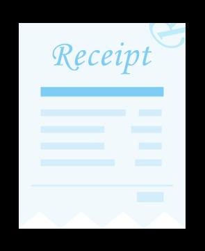 伝票、封筒、クリアファイル制作