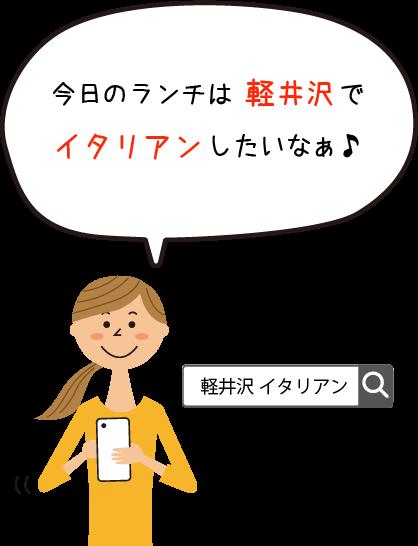 Googleマイビジネス検索イメージ